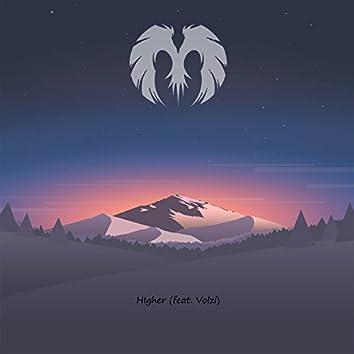 Higher (feat. Volzi)