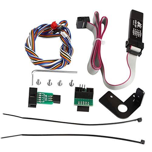 BRIGHTZ Automatische Touch-Bett Leveling-Sensor for 3D-Drucker for CR-10-3 Ender 3 Pro BL-TOUCH