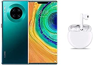 Huawei Mate 30 Pro 5G 256GB 8GB Ram Smartphone Emerald Green +FREEBUDS3White