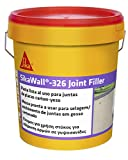 Sika 326 joint filler masilla acrilica lista al uso para juntas de placa de yeso laminado con cinta de refuerzo, blanco, 7kg