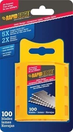 Rapid Edge Utility Knife Blades