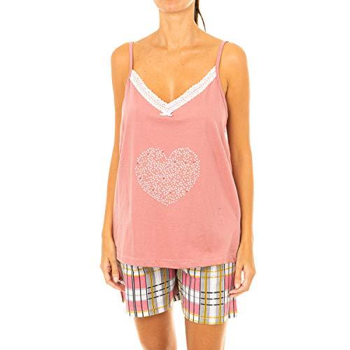 Pijama de Tirantes Kisses&Love