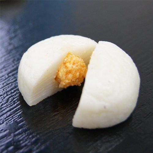 【鈴廣かまぼこ】ぷちかま 明太マヨ/【Suzuhiro Kamaboko】PUCHI KAMA (Spicy cod roe)