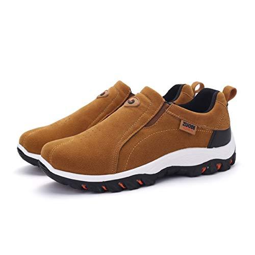 Zapatos Deportivos para Hombre, Escalada al Aire Libre, Senderismo, Suela Antideslizante, Resistente al Desgaste, Zapatos Deportivos de Viaje para Correr, Zapatillas para Correr