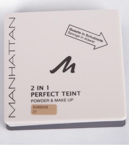 Perfect Teint Powder & Make-Up Nr. 21 1 Stk.