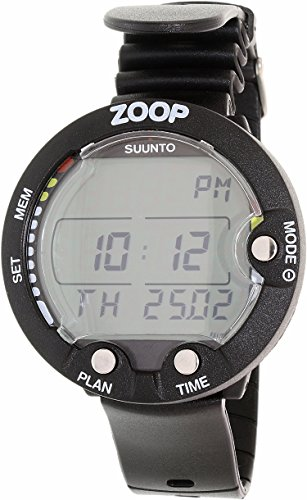 SUUNTO Zoop 2 Gauge Scuba Diving Console, Black