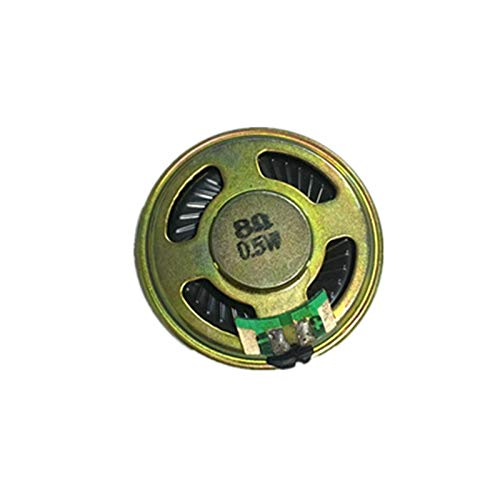 Environmental Protection Speaker 8 Ohm 025w05w Voice Speaker Music Box Access Control 40mm Speaker