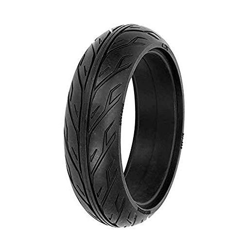 CHHD Neumáticos para patinetes eléctricos, 8x2.125 Neumáticos sólidos a Prueba de explosiones, Resistentes a Las puñaladas, de bajo Consumo de energía, compatibles con patinetes de 9/