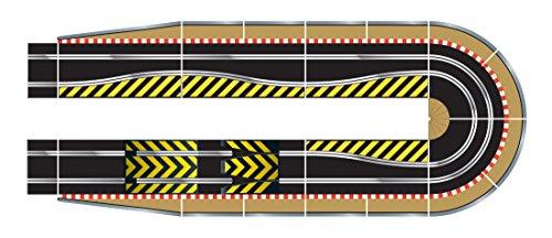 Hornby France - C8514 - Scalextric - Voiture - Extension de circuit, pack 1-2 et 3