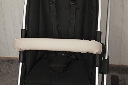 Babyline 30000001 - Cubre barra para silla de paseo, color beige ✅