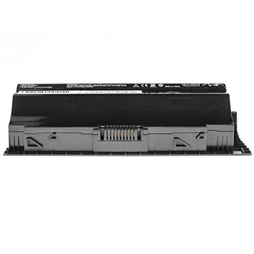 Green Cell Standard Serie A42-G75 Laptop Akku für ASUS G75 G75V G75VW G75VX (8 Zellen 4400mAh 14.4V Schwarz)