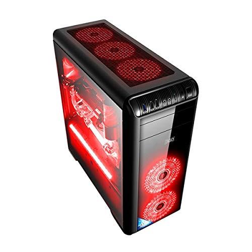 tonerahorro ® para su Uso en 3GO Hologram Caja ATX Gaming USB 3.0 Lateral Metacrilato