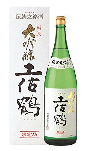 土佐鶴酒造 純米大吟醸 [ 日本酒 高知県 1800ml ]