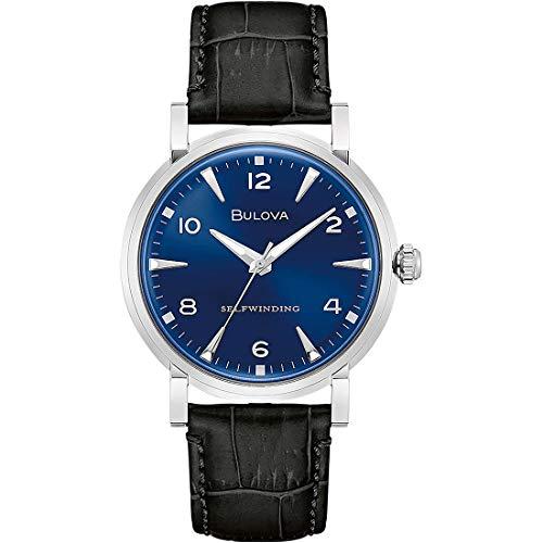 orologio solo tempo uomo Bulova Clipper classico cod. 96A242