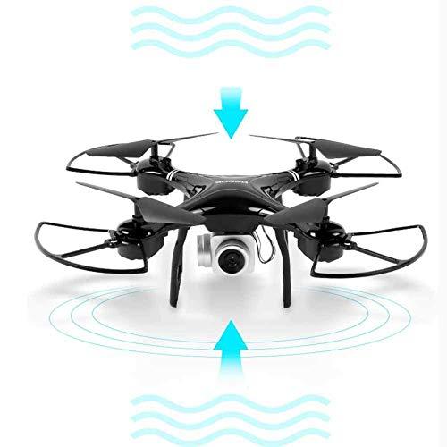 L@LILI Drohne mit Kamera, FPV RC Quadrocopter HD Live-Video mit HD 720P HD-Kamera, Headless-Modus, Altitude Hold, One Key Return