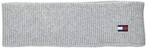 Tommy Hilfiger Damen Essential Knit Headband Hut, Mid Grey Heather, OS