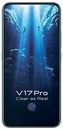 Vivo V17 Pro (Glacier Ice, 8GB RAM, 128GB Storage) with No Cost...