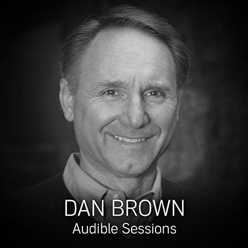 Dan Brown audiobook cover art