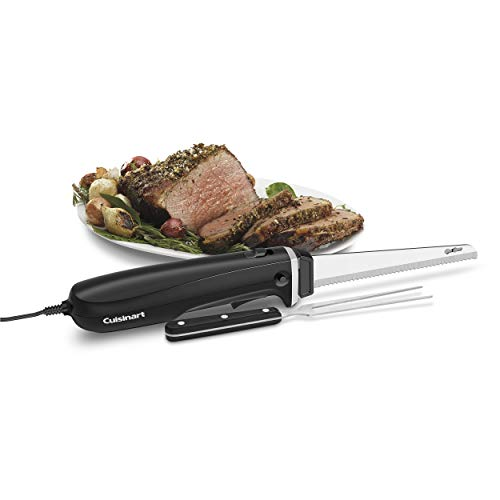 Cuisinart AC Electric Knife, One Size, Black