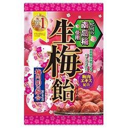 リボン 生梅飴 110g×10袋入×(2ケース)