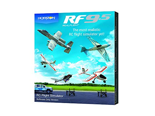 RealFlight RealFlight 9.5 Flight Simulator, Software Only