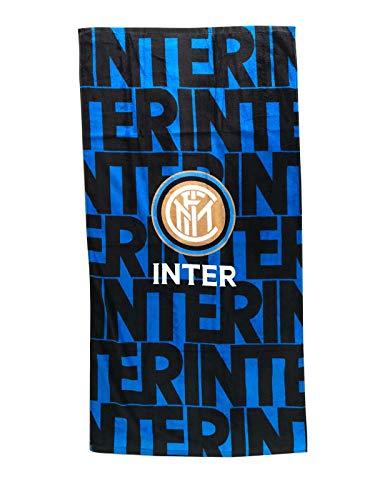 FC INTER Telo Mare, Blu-Nero, 70x140