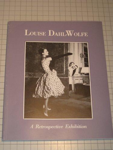 Louise Dahl-Wolfe: A Retrospective Exhibition