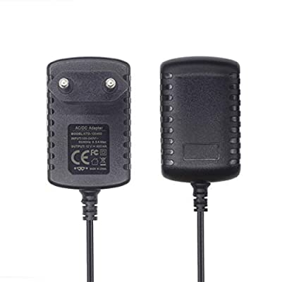 duquanxinquan charger 100V-240V power supply charger charging cable power supply 12V / 0.4A for shavers Braun series 7 9 3 5 1 spare power supply for shavers Braun series from duquanxinquan