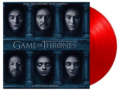Game of Thrones 6 (Ramin Djawadi) [Vinyl LP]