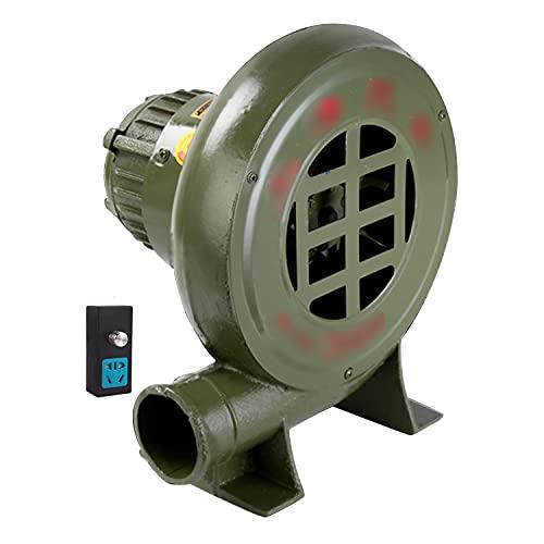 Velocidad Variable de Alta Potencia Soplador de Barbacoa de Electricidad 40W-370W, con...