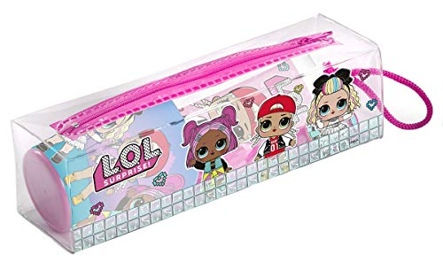 Lol Surprise 1403 Neceser Dental de Neceser, 40 cm, Multicolor