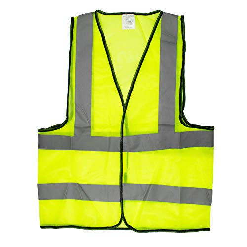 I-CHOOSE LIMITED ETRADE jas, hoge zichtbaarheid Medio (dimensioni torace 38-40