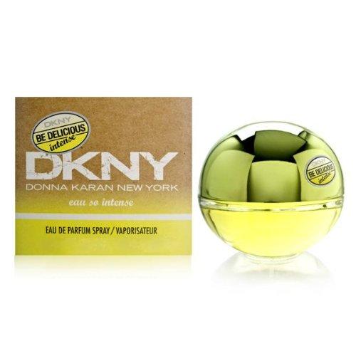 Donna Karan Be Delicious Eau So Intense Women Eau De Parfum Spray, 3.4 Ounce: DONNA KARAN