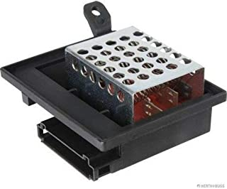 Elparts 75614928 Resistor interior blower