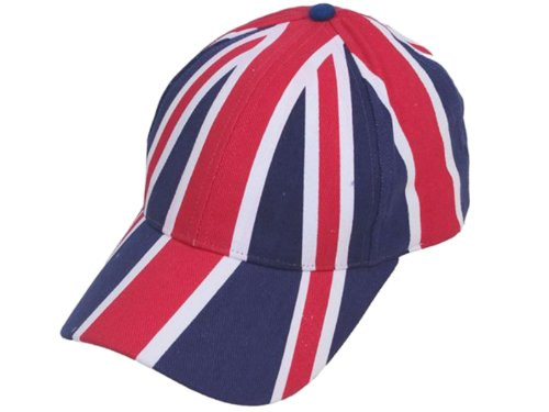 Union Jack Baseball Cap by England Rugby