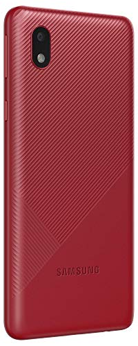 Samsung Galaxy M01 Core (Red, 1GB RAM, 16GB Storage) with No Cost EMI/Additional Exchange Offers