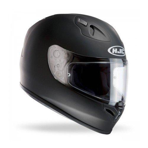HJC FG-17 – Casco de moto – M=57cm-58cm, negro mate, M
