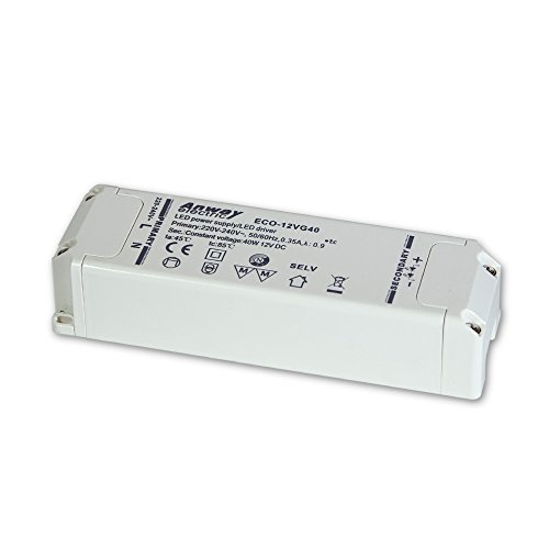 ANWAY LED Treiber ECO-12VG40 40W/CV/12V