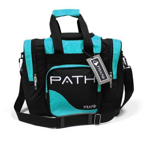 Pyramid Path Pro Deluxe Einzeltasche (Island Blue)