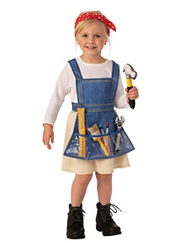Rubie's Opus Collection Child's Ms. Fixit Costume, Small
