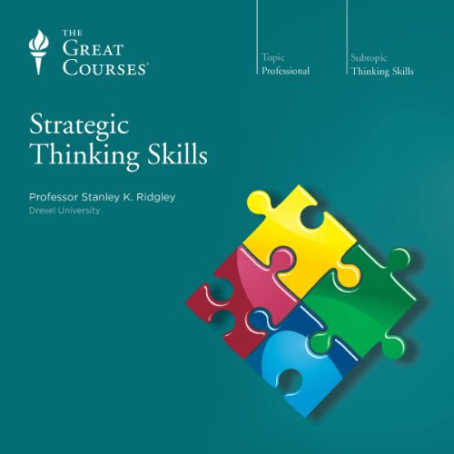 Strategic Thinking Skills cover art