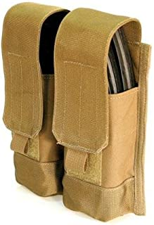 BLACKHAWK! S.T.R.I.K.E. AK/M4 Double Mag (Holds 4) with Speed Clips