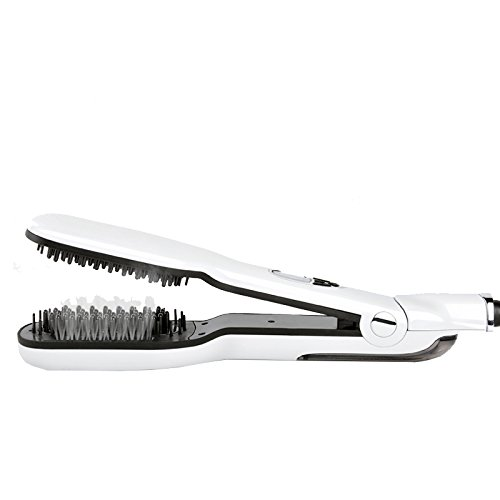 Perfect Beauty Plancha de pelo STEAM MAX - Plancha cepillo p