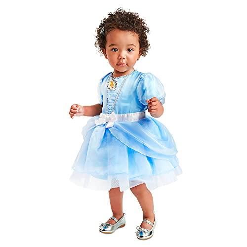 Cinderella dress for baby girl _image3