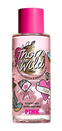 Victoria Secret Pink New! Rule Breaker Mist Thorn to be wild, 250 ml