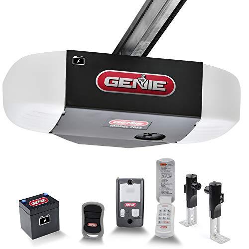 Genie 7055-KV garage door opener, Black