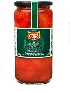Tomate Entero Viuda De Cayo 660 gr