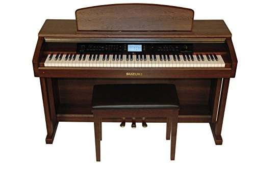 Suzuki Musical Instrument Corporation, 88-Key Acoustic Piano (CTP-88)