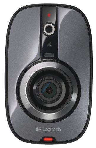 Logitech Alert 750n Indoor Master System Überwachungskamera mit Nachtsichtfunktion