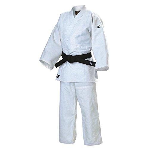 Mizuno Shiai–Kimono de judo Gi 900G, blanco